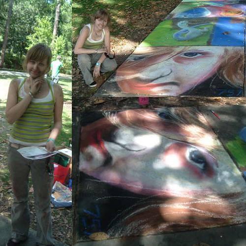 SCAD Street Art Festival 2007